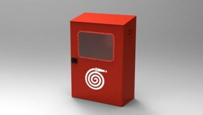 Cassetta Nevada 70 rossa 1