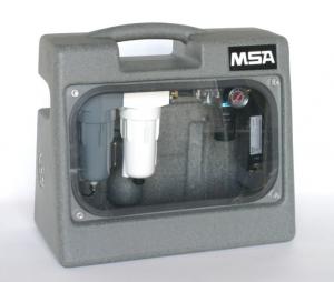 Manutenzione Autorespiratori e Maschere Antigas MSA™ 20