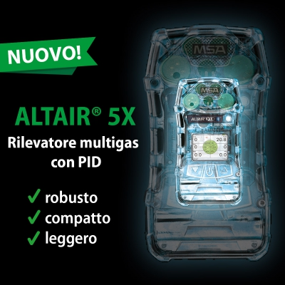 ALTAIR 5X PID 1
