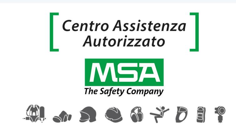 Centro Assistenza Autorizzato MSA™ Unico per la Toscana