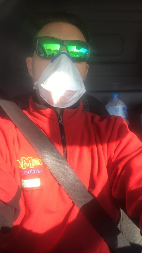 AERE MASK & EMA SAFETY SOLUTIONS